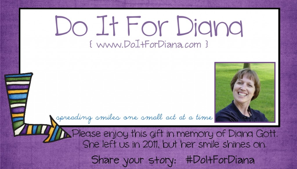 Do It For Diana Card-001